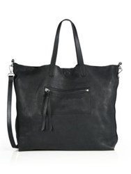 Linea Pelle Hunter Tote Black