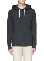 Scotch And Soda 'Home Alone' French Terry Hoodie Grey