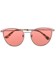 Mcq By Alexander Mcqueen Cat Eye Frame Sunglasses 60
