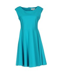 Christies A Porter Short Dresses Turquoise