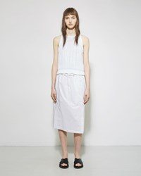 3.1 Phillip Lim Hoosier Skirt White Black