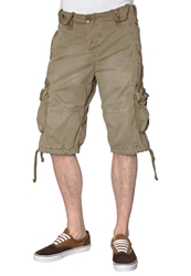 Alpha Industries Terminal Shorts Olive