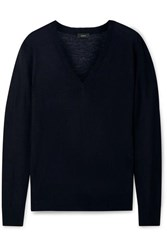 Joseph Cashmere Sweater Navy