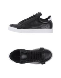 Kris Van Assche Krisvanassche Footwear Low Tops And Trainers Men Black