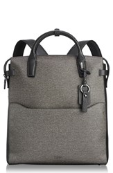 Tumi Stanton Stanton Safra Convertible Laptop Backpack Tote Grey Earl Grey