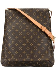 Louis Vuitton Vintage Musette Bag Brown