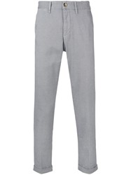 Jeckerson Perfectly Fitted Trousers Grey