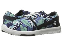 Etnies Scout W Blue White Navy Women's Skate Shoes