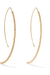 Mizuki 14 Karat Gold Earrings
