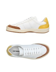 Umit Benan Sneakers White