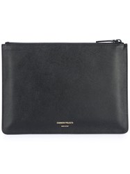 Common Projects Small Document Holder Black
