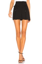 Cupcakes And Cashmere Rumer Short Black