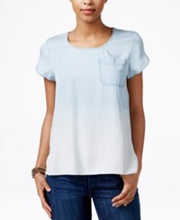 Velvet Heart Carlita Relaxed T Shirt Light Ombre