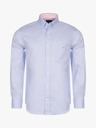 Eden Park Oxford Shirt Blue