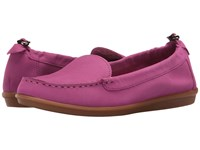 Hush Puppies Endless Wink Light Purple Nubuck Women's Slip On Shoes