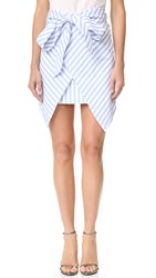 Finders Keepers Better Days Skirt Stripe