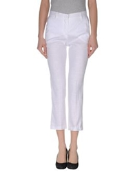 Irma Bignami Casual Pants Light Grey