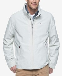 Tommy Hilfiger Men's Lightweight Taslan Jacket Ice
