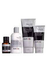 Anthony Logistics For Men Tm The Perfect Shave Kit No Color