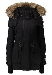 Khujo Chevril Winter Coat Black