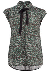 Teddy Smith Toee Blouse Green