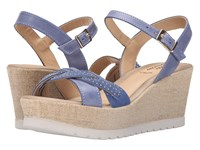 Spring Step Uribia Blue Women's Shoes