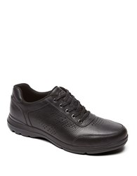 Rockport City Play Lace Up Sneakers Black