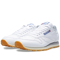 Reebok Classic Leather Og White And Gum