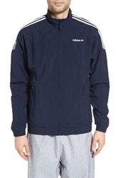 Adidas Men's Originals Clr84 Nylon Track Jacket Legend Ink