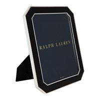 Ralph Lauren Home Becker Frame 8X10 Black Silver