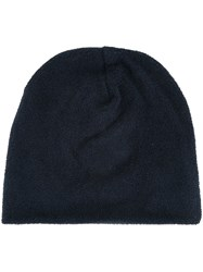 Estnation Classic Beanie Men Cotton One Size Blue