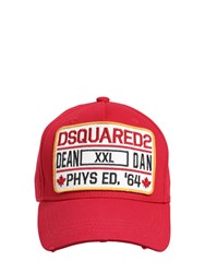 Dsquared Baseball Hat W Logo Patch
