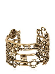 Alcozer And J. Barbablu Key Cuff Bracelet