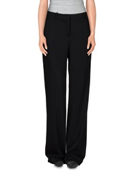 Flavio Castellani Casual Pants Black