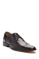 Giorgio Brutini Landsdown Wingtip Derby Black