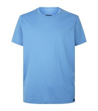 Hanro Jersey Lounge Top Male Blue