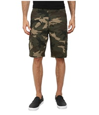 Fox Slambozo Cargo Camo Shorts Green Camo Men's Shorts