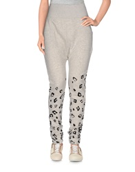 Tokidoki Casual Pants Light Grey