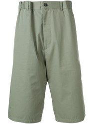Maison Martin Margiela Chino Shorts Green