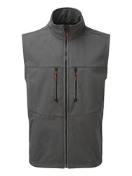 Tog 24 Men's Radiation Mens Tcz Shell Gilet Grey Marl