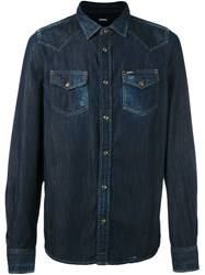 Diesel 'New Sonora' Shirt Blue