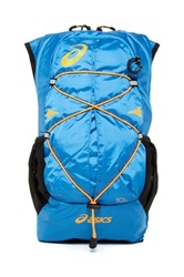 Asics Quick Lyte Run Backpack Blue