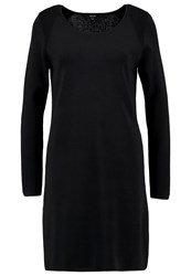 Opus Welona Jumper Dress Black