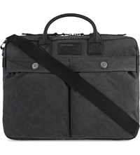 Diesel Keep Rule De Keep Briefcase Grey