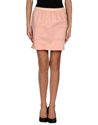 Suncoo Mini Skirts Pink