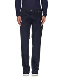 Japan Rags Denim Denim Trousers Men Dark Blue