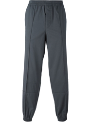 Kris Van Assche Gathered Ankle Trousers