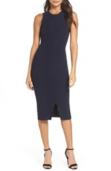 Ali And Jay She's A Classic Sweater Dress Navy