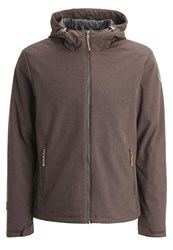 Icepeak Timi Winter Jacket Dark Brown