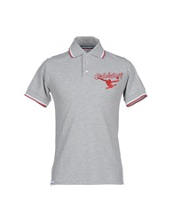 Atelier Fixdesign Polo Shirts Grey